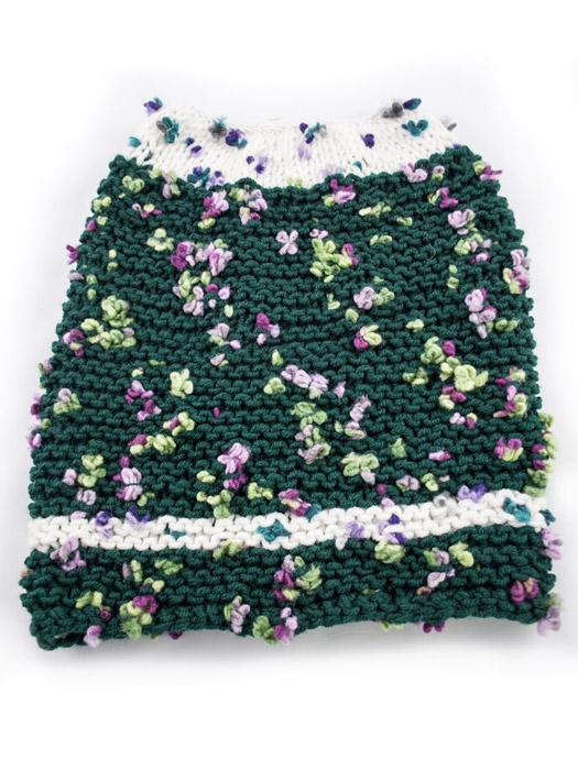 Παιδική φούστα Green Baby | Χειροποίητα ρούχα για παιδιά R&M atellier.gr