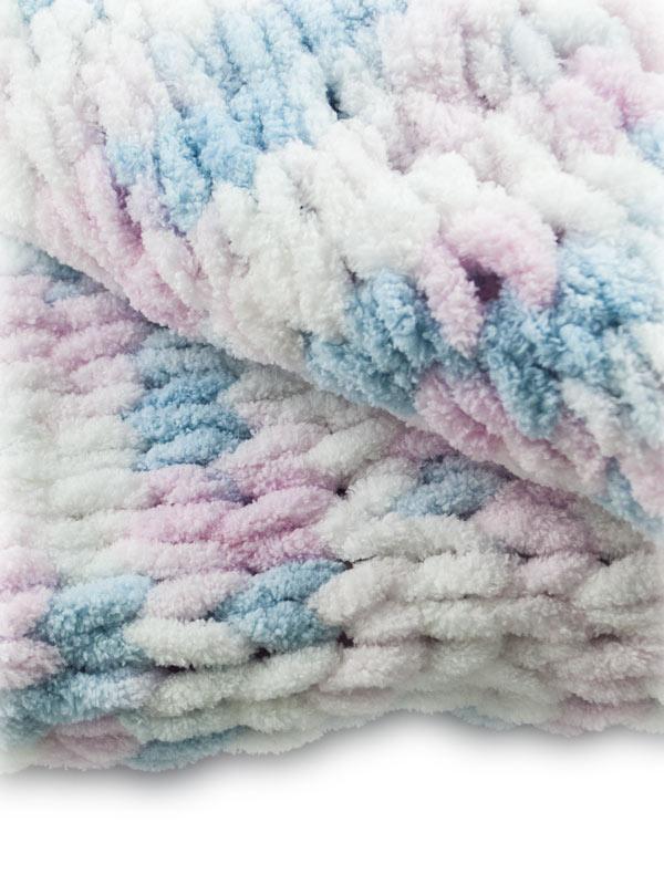 Κουβερτουλα κουνιας fleece baby touch