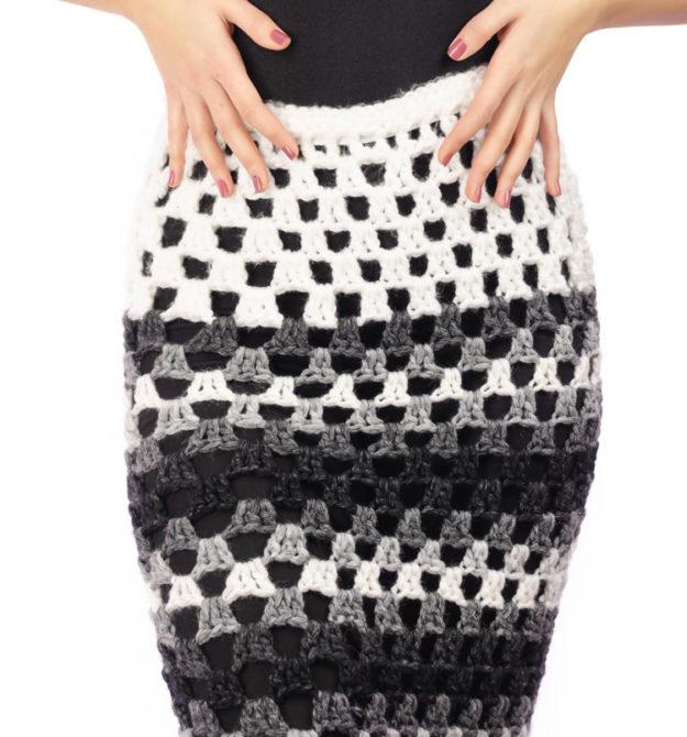Χειροποίητη φούστα | R&M Atellier.gr